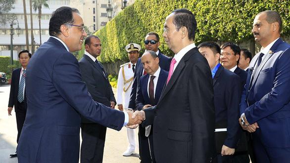 Ai Cập cam kết ủng hộ Việt Nam tăng cường hợp tác với châu Phi - Ảnh 1.