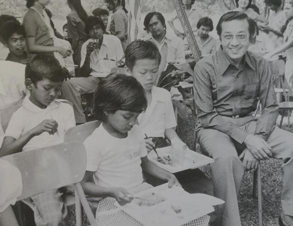 Những điều ít biết về ông Mahathir - Ảnh 3.