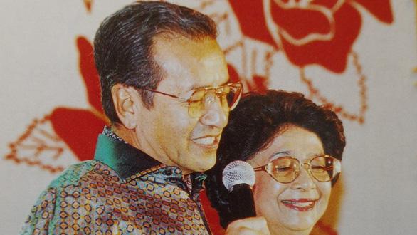Những điều ít biết về ông Mahathir - Ảnh 2.