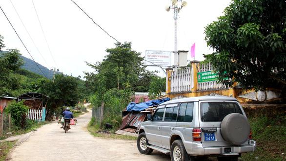 Ngôi làng bị thủy điện xóa sổ - Ảnh 1.