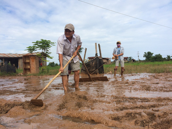 Lính Cụ Hồ sang Lào giúp bạn - Ảnh 13.