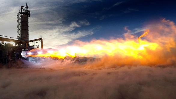 Mỹ thành lập lực lượng quân sự tác chiến không gian - Ảnh 1.