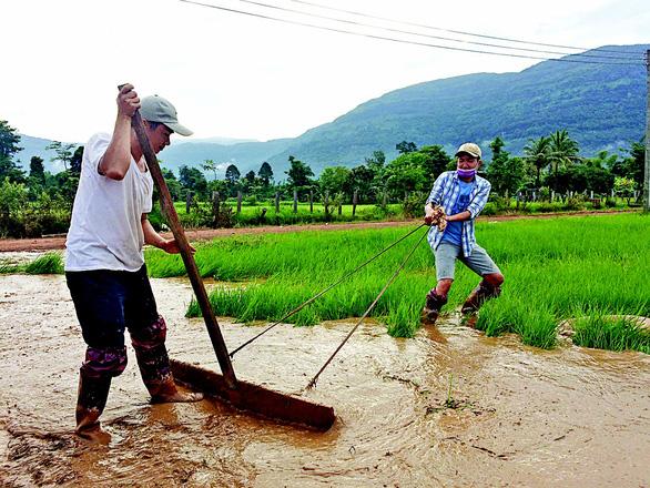 Lính Cụ Hồ sang Lào giúp bạn - Ảnh 14.