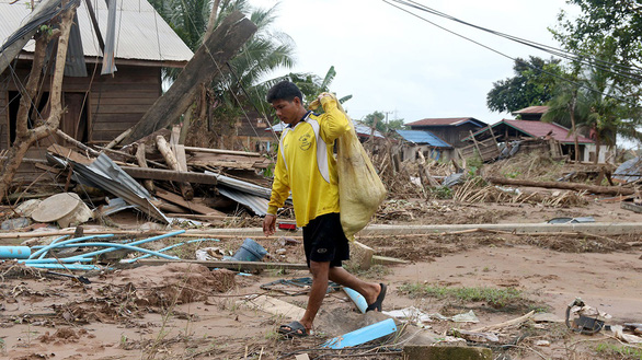 Vỡ đập thủy điện tại Lào: Chủ đầu tư đền bù, khắc phục hậu quả - Ảnh 1.
