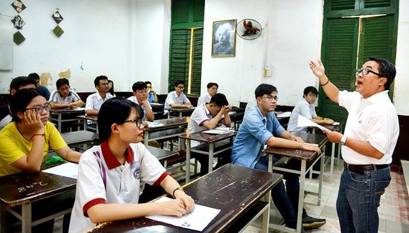 Giao địa phương xét tốt nghiệp THPT là xu hướng tất yếu - Ảnh 1.