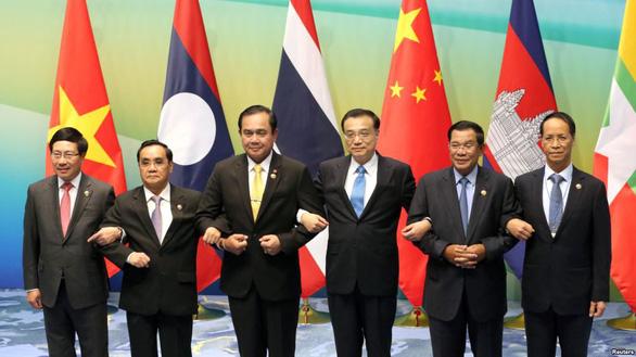 Sông Mekong sẽ là Biển Đông thứ hai? - Ảnh 3.