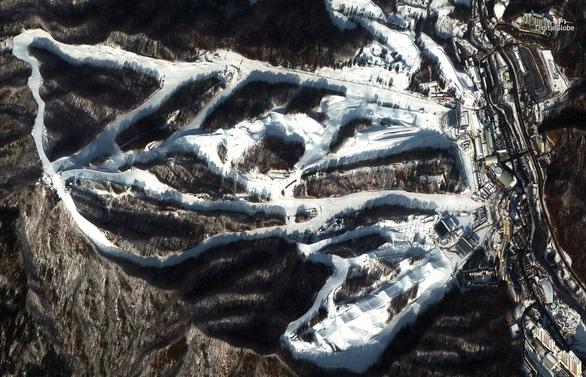 Ngắm ảnh vệ tinh các địa điểm Olympic mùa đông Pyeongchang - Ảnh 10.
