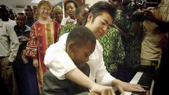Nghệ sĩ piano Lang Lang: Biết nghe nhạc đã quý rồi - Ảnh 1.
