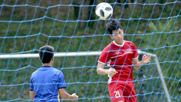 Olympic Việt nam nỗ lực đoạt huy chương đồng Asiad - Ảnh 1.