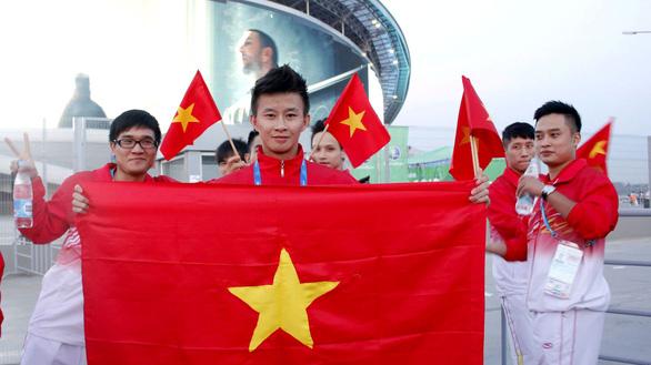 ĐHQG Hà Nội đào tạo cử nhân cho tài năng thể thao - Ảnh 1.