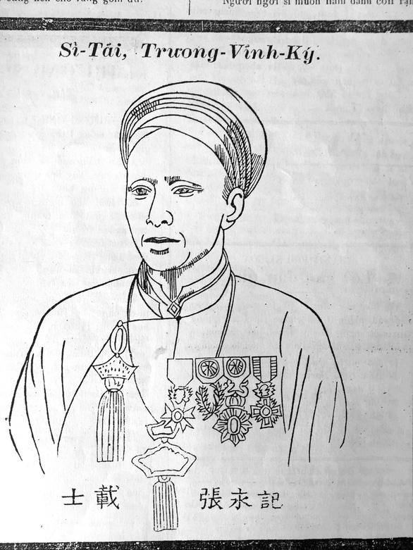 Người có công đầu với chữ quốc ngữ - kỳ 4: Nhà báo Trương Vĩnh Ký - Ảnh 1.