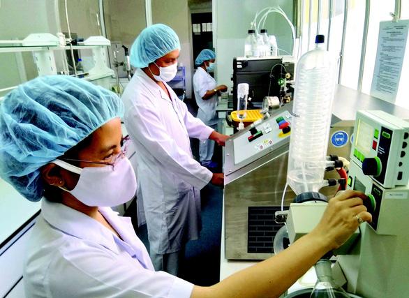 Thành tựu văcxin made in Việt Nam - Ảnh 1.
