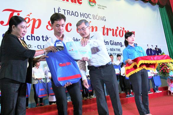 Di sản Dương Quang Thiện để lại cho nhân tài trẻ - Ảnh 2.