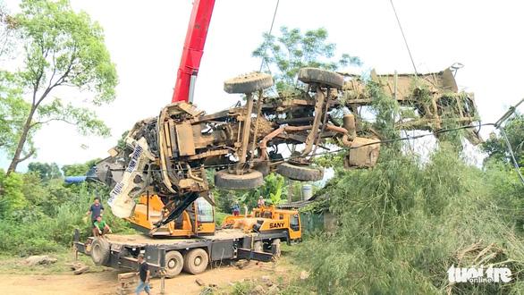 Tai nạn thảm khốc tại Lai Châu, 13 người chết - Ảnh 2.