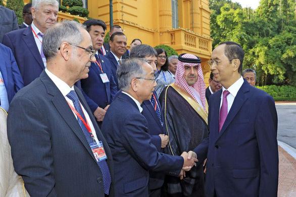 Những hoạt động cuối cùng của Chủ tịch nước Trần Đại Quang - Ảnh 2.