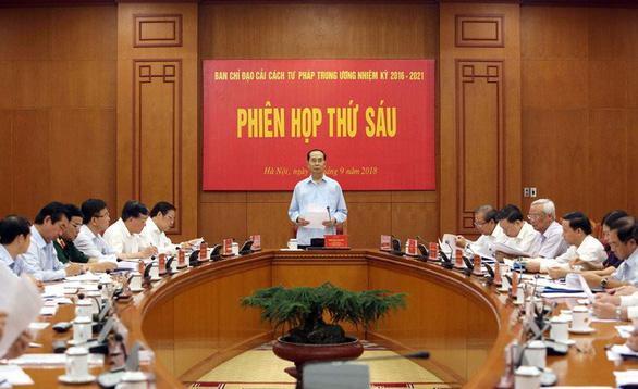 Những hoạt động cuối cùng của Chủ tịch nước Trần Đại Quang - Ảnh 3.