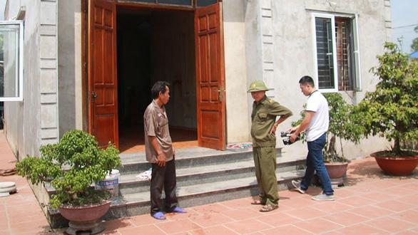 Thảm án ở Thái Nguyên: 3 người chết, 4 người bị thương - Ảnh 1.