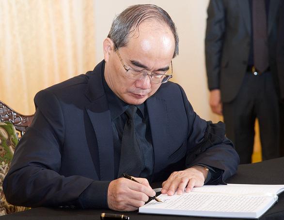 Tiếc thương Chủ tịch nước Trần Đại Quang - vị lãnh đạo tận tụy - Ảnh 3.
