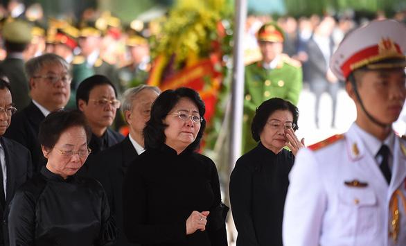 Tiếc thương Chủ tịch nước Trần Đại Quang - vị lãnh đạo tận tụy - Ảnh 1.