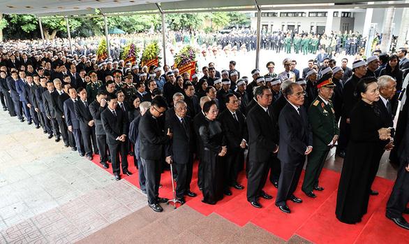 Tiếc thương Chủ tịch nước Trần Đại Quang - vị lãnh đạo tận tụy - Ảnh 4.