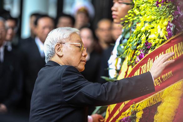 Tiếc thương Chủ tịch nước Trần Đại Quang - vị lãnh đạo tận tụy - Ảnh 2.