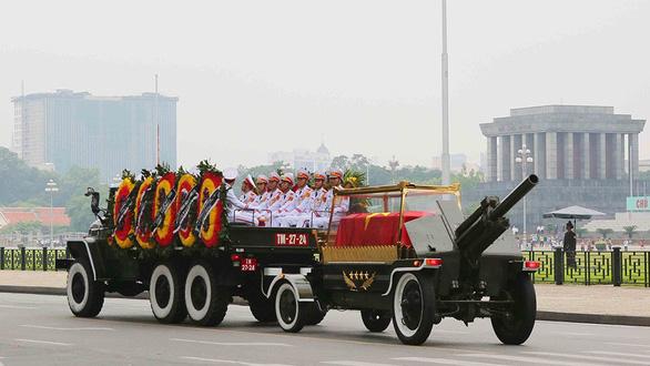 Tiễn biệt Chủ tịch nước Trần Đại Quang - Ảnh 2.
