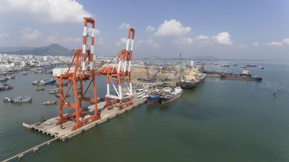 Ai đã bán rẻ cảng Quy Nhơn? - Ảnh 1.