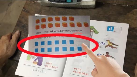 Tranh cãi về những khác biệt trong sách tiếng Việt lớp 1 - Ảnh 3.