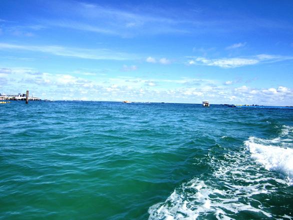 Đến đảo Koh Coral tắm biển và ăn hải sản - Ảnh 5.