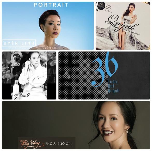 2018: Đức Trí, Sa Huỳnh, Phương Uyên... sẽ sản xuất Album - Ảnh 1.