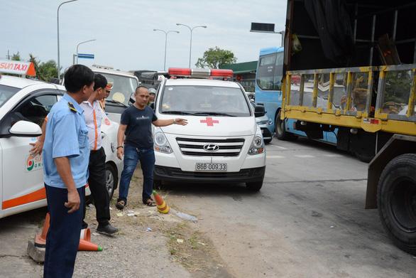 BOT Sông Phan lại xả trạm vì tài xế phản ứng - Ảnh 5.