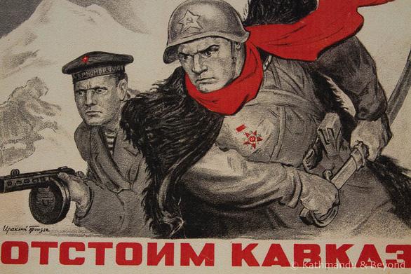 Thăm Bảo tàng chiến tranh Vệ quốc vĩ đại ở Minsk - Ảnh 11.