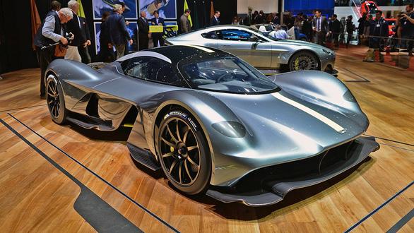 10 chiếc xe hơi đắt nhất thế giới - Ảnh 4.