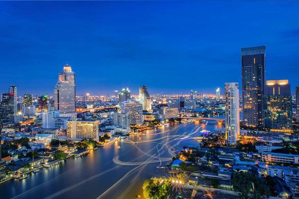 Khám phá hết Bangkok trong 24 giờ - Ảnh 1.