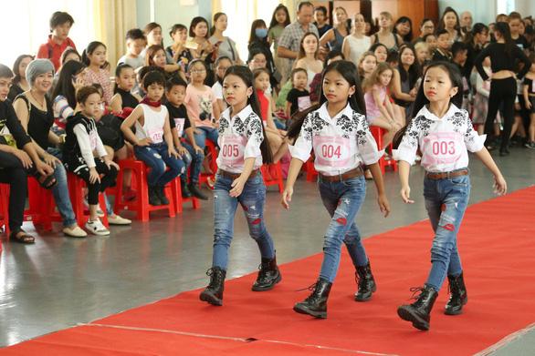 Nghệ sĩ nhí casting cho Tuần lễ thời trang trẻ em châu Á - Ảnh 3.