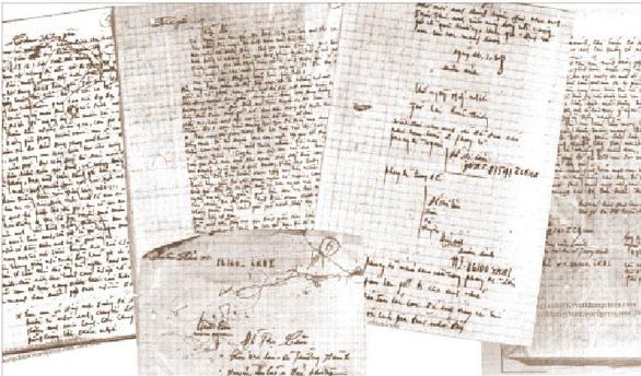 50 năm, lá thư trở về - Ảnh 1.