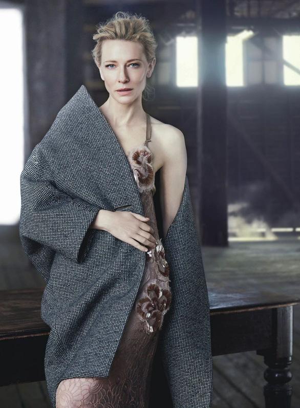Cate Blanchett là chủ tịch ban giám khảo Cannes 2018 - Ảnh 4.