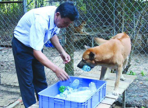 Tuấn Chó và hành trình gian nan bảo tồn chó xoáy Phú Quốc - Ảnh 4.