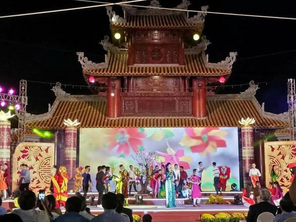 Khai mạc Tuần lễ Văn hóa - Du lịch Đồng Tháp năm 2018 - Ảnh 1.