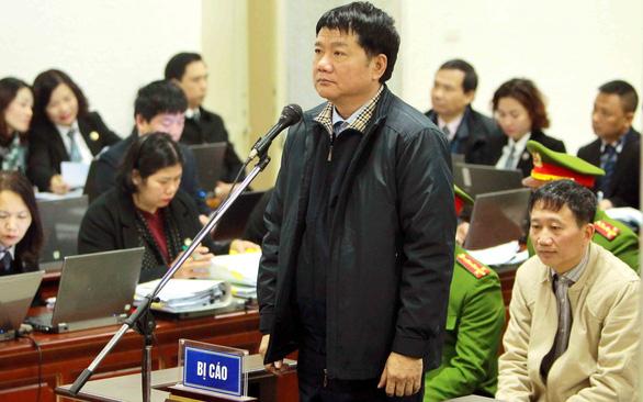 Ông Đinh La Thăng nói PVPower có trách nhiệm về hợp đồng 33 - Ảnh 1.