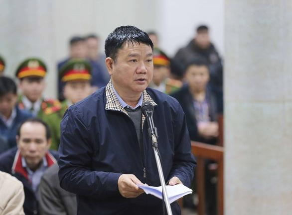 Ông Đinh La Thăng nói còn nhiều món nợ trong lời sau cùng - Ảnh 2.