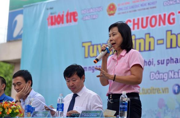 Đề thi THPT quốc gia vẫn giữ ổn định trong các năm - Ảnh 2.