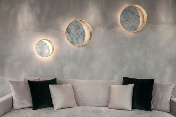 Bộ sưu tập đèn ngủ ấm cúng và gợi cảm - Ảnh 4.