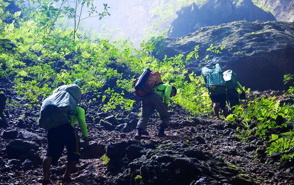 Phản đối cáp treo vào hang Én bởi đây là cửa ngõ Sơn Đoòng - Ảnh 1.