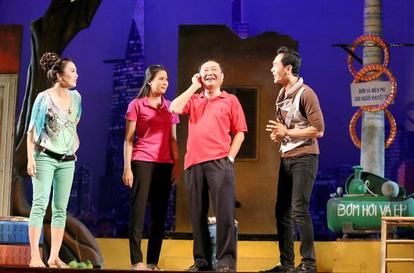 Từ hẻm nhỏ tới ngã tư Sài Gòn - Tết này trên sân khấu kịch - Ảnh 1.