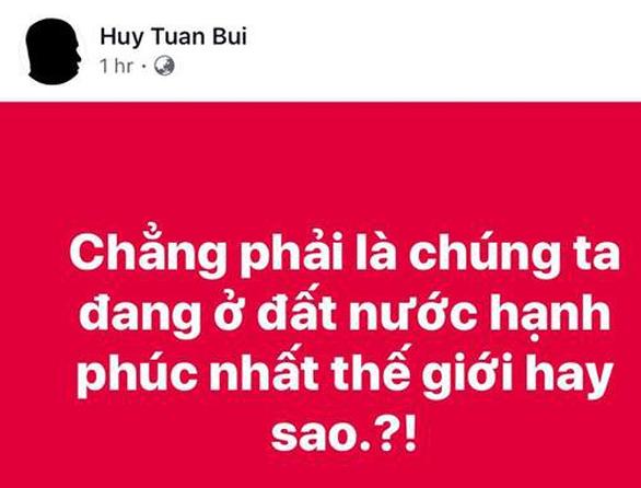 Mỹ Tâm, Đàm Vĩnh Hưng cầm cờ đi bão mừng chiến thắng U-23 VN - Ảnh 14.