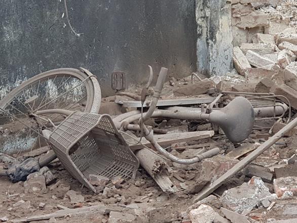 Nổ lớn kho phế liệu ở Bắc Ninh, nhiều căn nhà bị san phẳng - Ảnh 13.