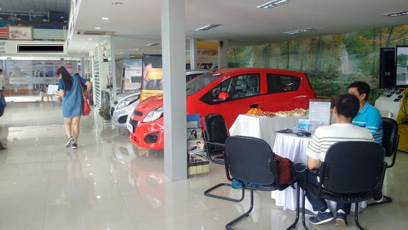 Lục tục giảm giá ô tô đầu năm mới - Ảnh 1.