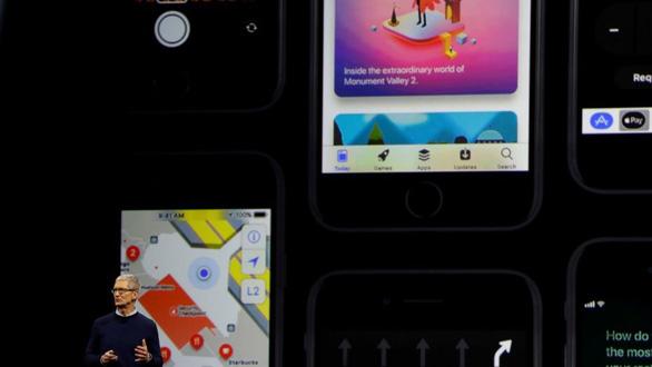Bản cập nhật iOS 11 cho lưu hồ sơ sức khỏe trên điện thoại - Ảnh 1.