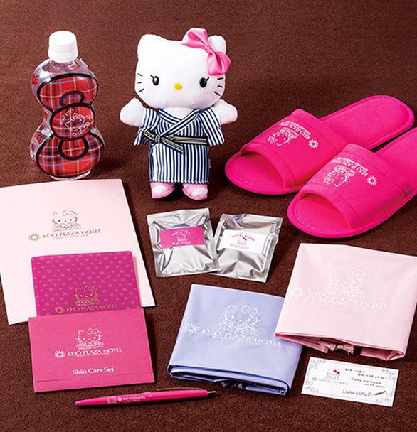 Làm công chúa trong khách sạn Hello Kitty - Ảnh 11.